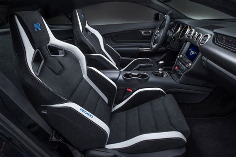 best mustang seats ford shelby gt350r mustang the most race ready mustang
