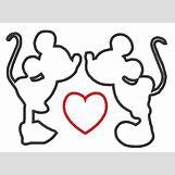 Mickey And Minnie Pumpkin Carving Patterns | 570 x 420 jpeg 30kB