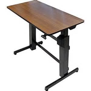 ergotron 174 workfit d sit stand desk black staples 174