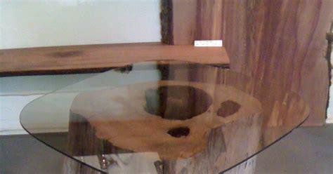 driftedge woodworking driftwood douglas fir stump table