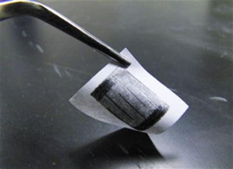 students  pencil  paper  create strain  chemical sensors graphene info