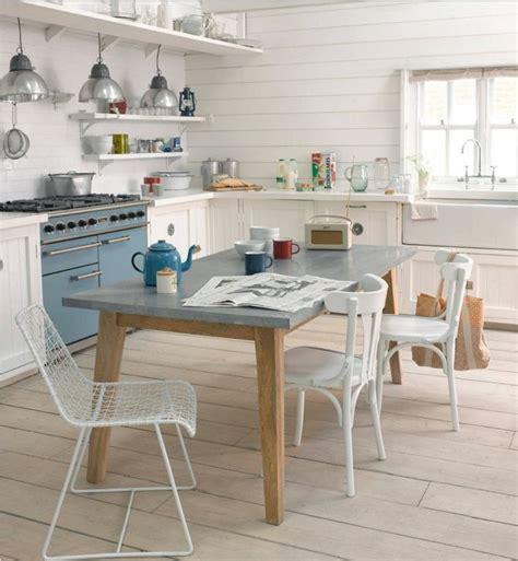 kitchen island instead of table cuisine ancienne pour un int 233 rieur convivial et chaleureux 8188