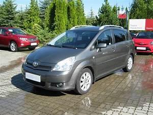 Toyota Corolla Verso 2006 : toyota corolla verso corolla 2 2 d 4d sol diesel 2006 r ~ Medecine-chirurgie-esthetiques.com Avis de Voitures