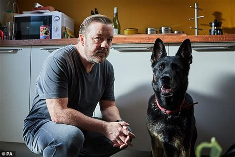 Ricky Gervais In First Look Images For His New Netflix