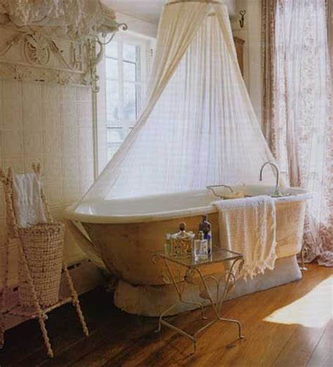 shabby chic bathroom country french antiques interiorly