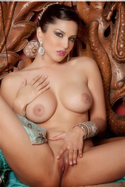 Sunny Leone Nude Photo Shoot In Saree Bollywood Nude