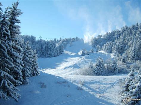 foto de Fond ecran paysage hiver maison Fonds d'écran HD