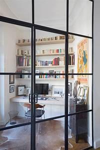 Verriere Atelier D Artiste : quel type de cloison verri re atelier d 39 artiste pour quelle pi ce ~ Nature-et-papiers.com Idées de Décoration