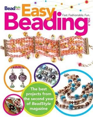 easy beading vol   bead button magazine