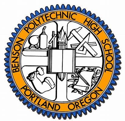 Benson Pps Schools Logos Portland Cms