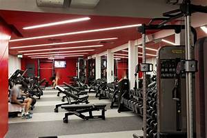 Virgin Active lighting by Hoare Lea Lighting, London – UK ...