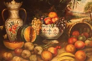 La natura morta nei dipinti dell'Ottocento