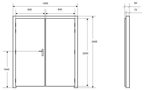 taille d une porte taille porte d entree 1367 klasztorco taille porte d