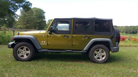 jeep wrangler unlimited   sale  wray georgia