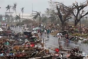 """Nach Taifun """"Haiyan"""" erschüttert ein Erbeben der Stärke 4 ..."""