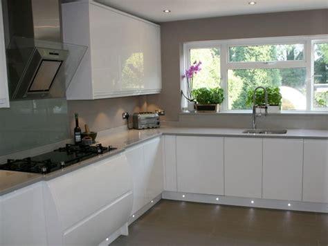 white gloss kitchen ideas white gloss kitchen grey worktop grey floor