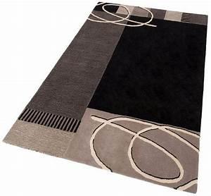 Teppich Schurwolle Grau : teppich my home selection acar reine schurwolle handgetuftet online kaufen otto ~ Whattoseeinmadrid.com Haus und Dekorationen
