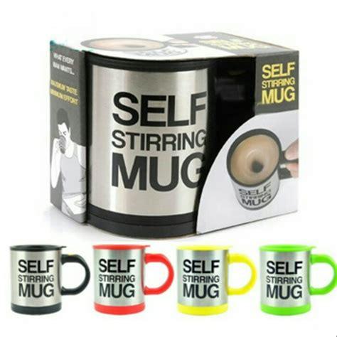 Harga Gelas Ajaib jual gelas mug self stirring new gelas aduk ajaib di