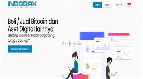 Dengan 0 member terverifikasi, kamu bisa melakukan jual beli aset kripto seperti bitcoin, ethereum, ripple. Indodax (Indonesia Digital Asset Exchange)PT Indodax ...