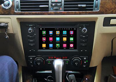 bmw e90 radio before buying after market bmw e90 navigation system what you should a professional