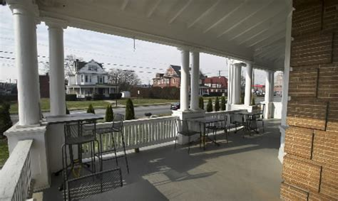 The Front Porch York Pa by The View From This York Pa Mansion S Front Porch York
