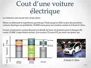 Prix D Une Geometrie Voiture : ppt forces et faiblesses de la voiture lectrique powerpoint presentation id 1668860 ~ Medecine-chirurgie-esthetiques.com Avis de Voitures