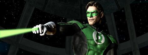 mkwarehouse mortal kombat  dc universe green lantern
