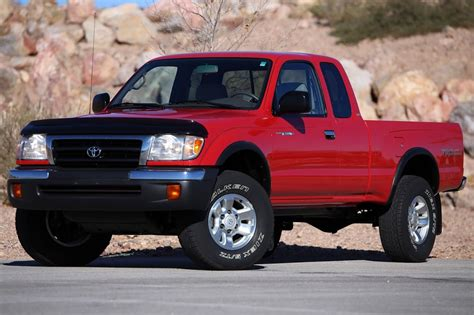2000 Toyota Tacoma by Sell Used Mint Condition 2000 Toyota Tacoma Cab Trd