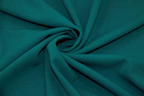 Dzianina Krepa - morski Textilmania