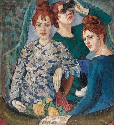 helene maria funke  history  painting revisited