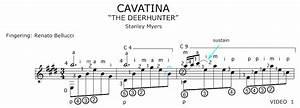 "Mangore Bellucci Guitars - Stanley Myers, ""Cavatina"