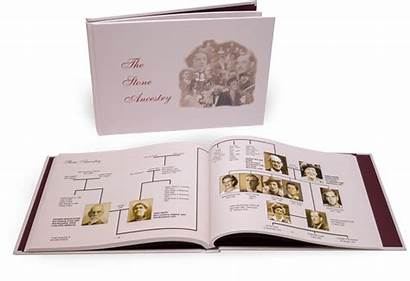 History Tree Books Create Momento Ancestors Legacy