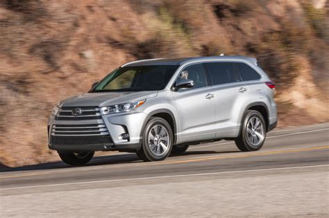 Toyota Highlander Reviews by 2019 Toyota Highlander Se Review Ideal For Active Families