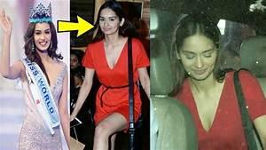 Miss World Manushi Chillar's SHOCKING Without Make Up Look ...