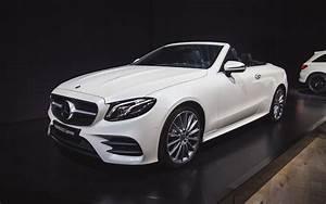 Mercedes E Class : 2018 mercedes benz e class cabriolet makes its u s debut automobile magazine ~ Medecine-chirurgie-esthetiques.com Avis de Voitures