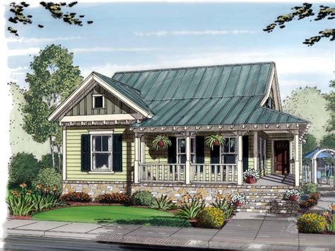 Bungalow Cottage Home Plans Country House Plans Small
