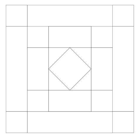 template pattern imaginesque quilt block 36 pattern templates