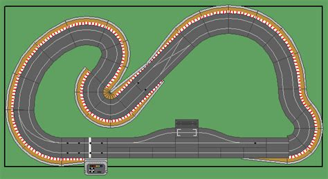 pin  scalextric