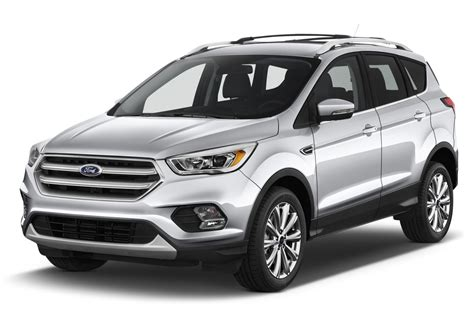 2017 Ford Escape Updated With Fresh Looks, New Engines