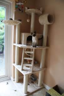 diy cat tower pdf diy cat tower plans cedar log swing plans