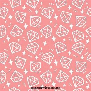 Malerwalzen Mit Muster : rosa muster mit flachen diamanten download der kostenlosen vektor ~ Sanjose-hotels-ca.com Haus und Dekorationen