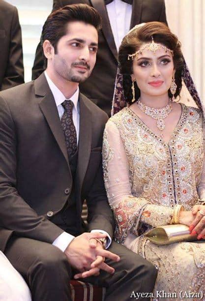 ayeza danishs reception pictures reviewitpk
