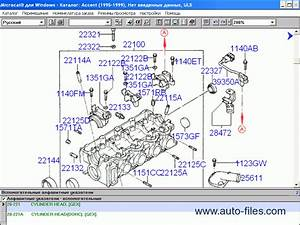 Hyundai Microcat Catalog Of Original Spare Parts And
