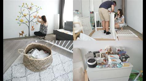 Building The Crib, Ikea Etc.