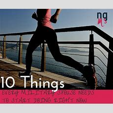 10 Things Every Military Spouse Needs To Start Doing