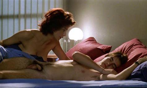 Laura Morante Nude Blowjob Scene From La Mirada Del Otro
