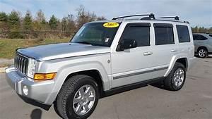 Sold 2007 Jeep Commander Limited 4x4 5 7l Hemi 87k 7