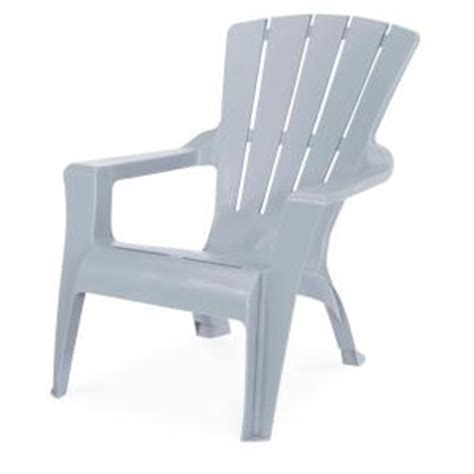 us leisure adirondack cement patio chair 212558 the