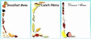 food_menus_format1.jpg - ClipArt Best - ClipArt Best