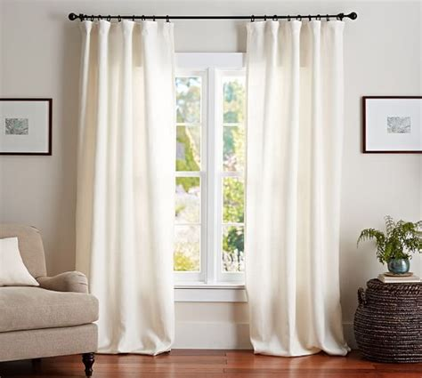 Pottery Barn Drapery Hooks by Best 25 Pottery Barn Curtains Ideas On
